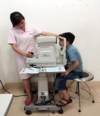 Điều trị ở trẻ em