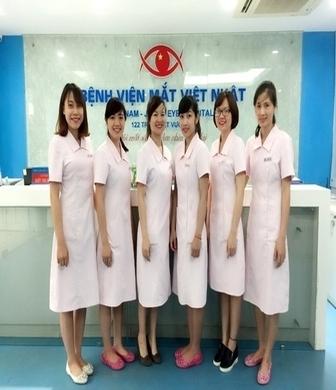 Bệnh Viện Mắt Việt Nhật